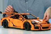 Populiarusis Lego Konstruktorius – Porsche 911 GT3 RS