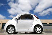 Ateities automobiliai Google rankose?